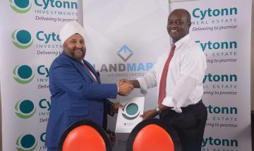 Cytonn Real Estate partners With Landmark Holdings Ltd for the construction of the iconic Situ Village Development in Karen, Nairobi
