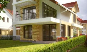 Alexander Forbes shows off first home in Ksh 2.6 bn Kitengela Estate