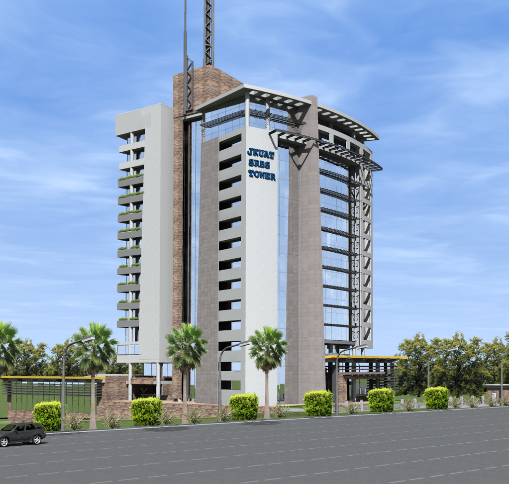 Proposed JKUAT SRBS Tower
