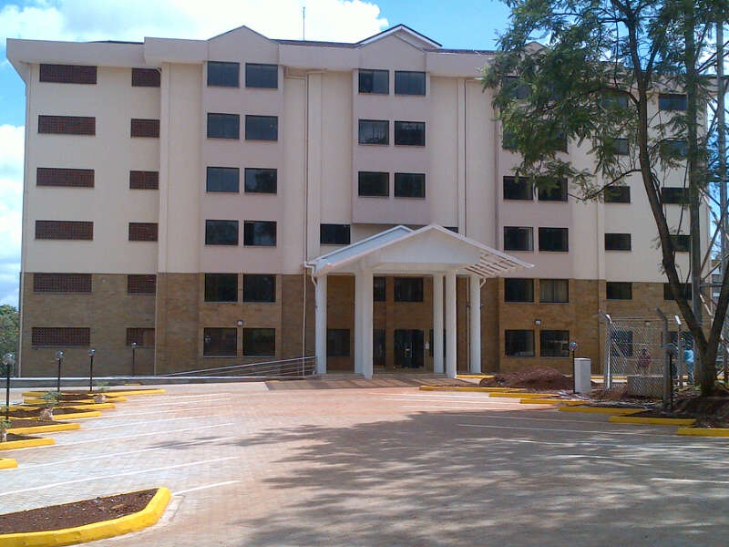 Kenya School of Government - Proposed Kitchen Dining and Hostel