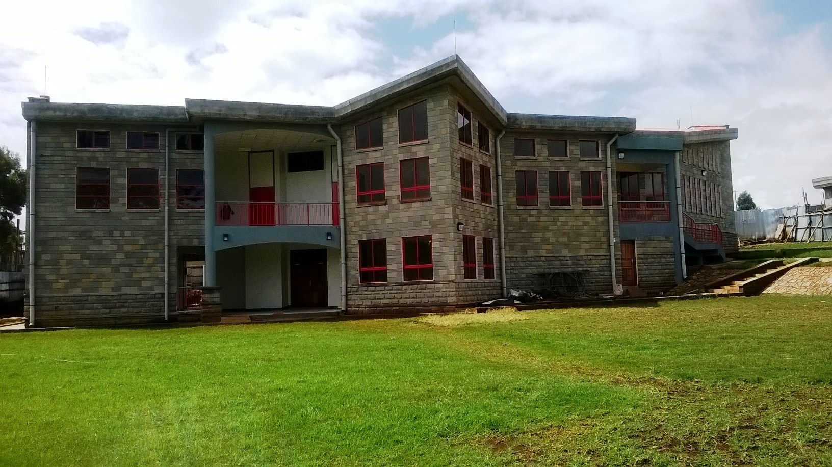 Laikipia University College - Proposed Lecture Theater